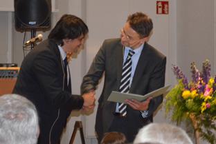 Verleihung Cultura-Preis 2016